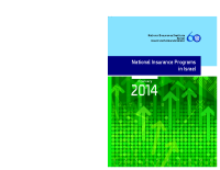 National Insurance Programs in Israel (2014)