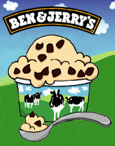 ben and jerrys ice cream