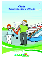 """Clalit: Welcome to a World of Health"""
