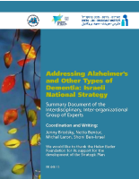 Addressing Alzheimer's and Other Types of Dementia (2013)